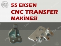 55 Axis Simultaneous CNC Transfer Machine